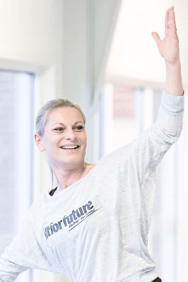 Fit for Future, Christina Breuning, personlig træning, holdtræning